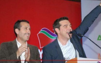Χυδαία επίθεση στελέχους του ΣΥΡΙΖΑ: Μ@λ@κας ο Μητσοτάκης