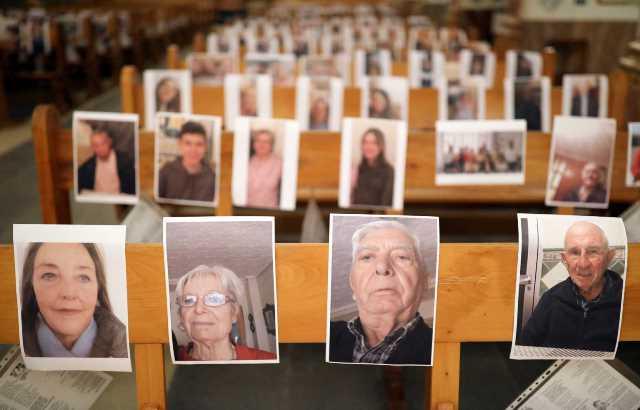 Η φωτογραφία από εκκλησία της Ισπανίας που συγκλονίζει