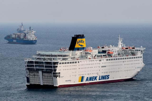 Πλοίο «Ελ. Βενιζέλος»: Θετικά στον κορωνοϊό πάνω από 120 άτομα