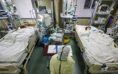 Κορωνοϊός: Σοκ με 108 νέους θανάτους -522 διασωληνωμένοι και 2.311 κρούσματα