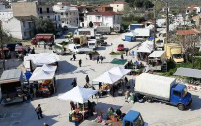 Σέρρες: Βροχή τα πρόστιμα σήμερα στη λαϊκή της Νιγρίτας