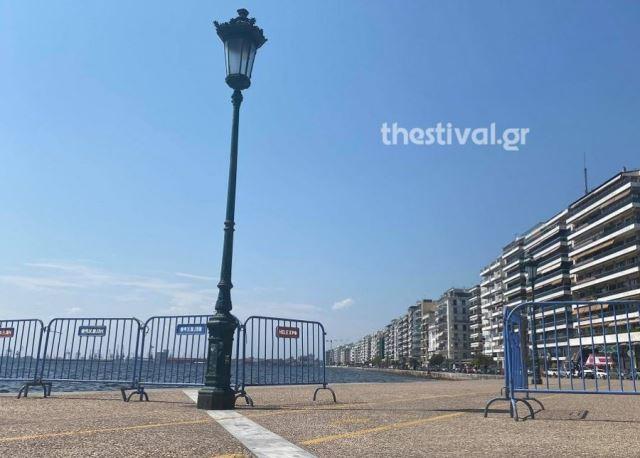 Άνοιξε από τώρα για τους πολίτες η νέα παραλία της Θεσσαλονίκης! (Βίντεο)