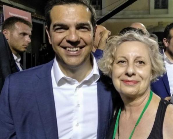 «Να λογαριαστούμε»: Στέλεχος του ΣΥΡΙΖΑ Μυτιλήνης παρακαλεί να πεθάνουν περισσότεροι από το Μάτι