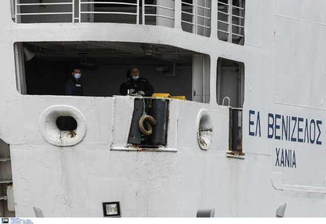 Τούρκοι ναυτικοί του «Ελευθέριος Βενιζέλος» έσπασαν την καραντίνα και το πλήρωσαν 10.000 ευρώ!