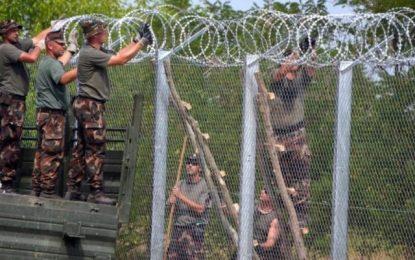 Μεταναστευτικό: Φόβοι για νέα ένταση στον Εβρο -Ενισχύεται ο φράχτης και οι ομάδες ΕΚΑΜ