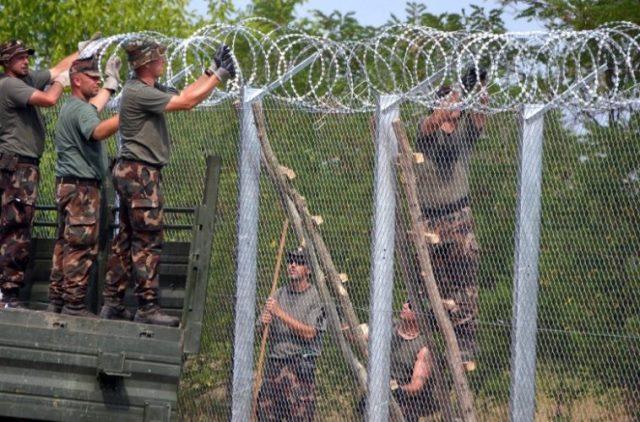 Έβρος ΤΩΡΑ. Τοποθετούμε φράχτη με λεπίδες σε Φέρες και Πέπλο