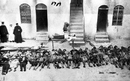 Γενοκτονία των Ποντίων: «Τρυπούσαν τα παιδιά με τα ξίφη τους» – H τουρκική βαρβαρότητα του Κεμάλ μέσα από μαρτυρίες