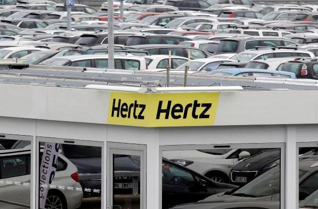 Πτώχευση της Hertz σε ΗΠΑ και Καναδά!
