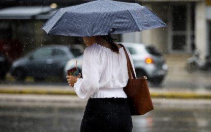 Καιρός: Ισχυροί άνεμοι έως 9 μποφόρ σήμερα -Σε ποιες περιοχές θα βρέξει