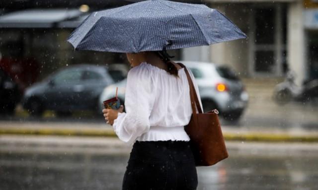 Καιρός: Ο Μάρτης φεύγει σαν… γδάρτης -Ισχυρές βροχές, καταιγίδες και χιόνια στα ορεινά