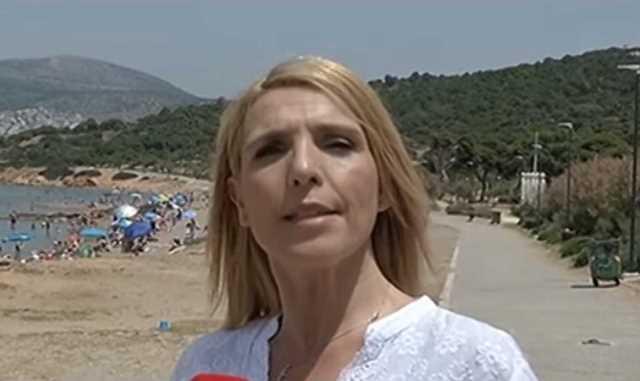 Σοκ: Δημοσιογράφος του Alpha έπαθε διάσειση μετά από επίθεση με πέτρες(Βίντεο)