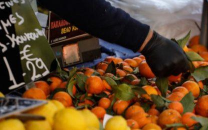 Σέρρες: Οι πωλητές με άδεια που λήγει σε μονό αριθμό στη λαϊκή αγορά της 19ης Μαΐου
