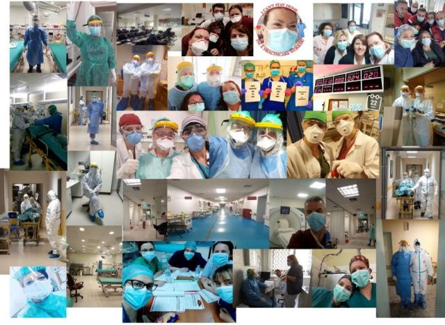 Θεσσαλονίκη: Συγκλονιστικές μαρτυρίες από νοσηλεύτριες στο Παπανικολάου που έδωσαν τη μάχη με τον Covid19 στην πρώτη γραμμή