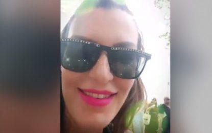 Έδειραν τη… γνωστή Θεσσαλονικιά παρουσιάστρια σε πορεία(Βίντεο)