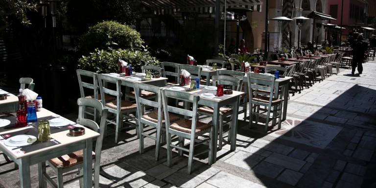 Θεσσαλονίκη: Δείτε τον χώρο που θα καταλαμβάνουν τα τραπεζοκαθίσματα σε κάθε περιοχή