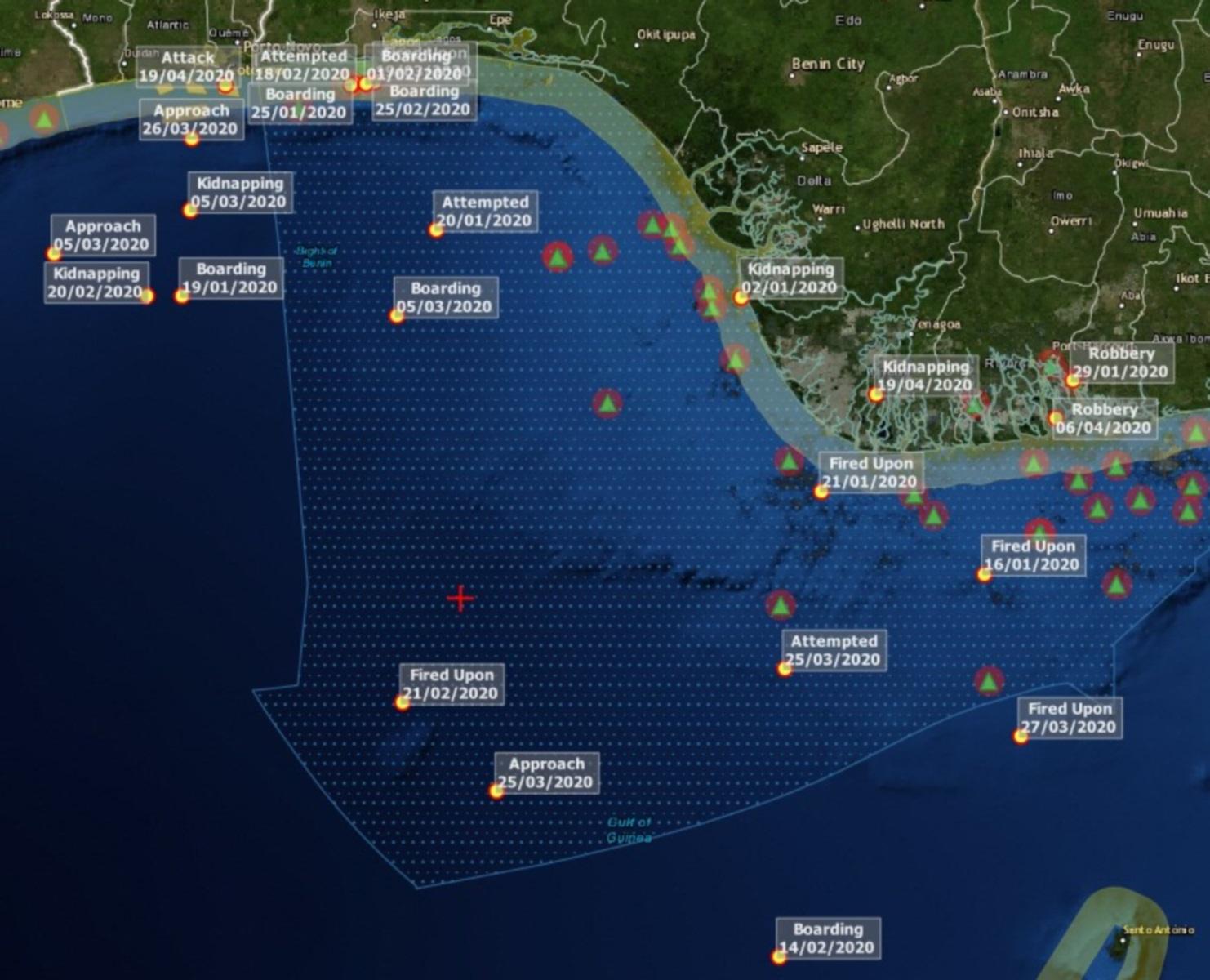 Επίθεση πειρατών σε ελληνόκτητο δεξαμενόπλοιο – Απήγαγαν 10 ναυτικούς
