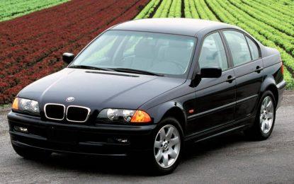 Ανακαλούνται αυτοκίνητα BMW σειρά 3 (Ε46) για έλεγχο στον αερόσακο οδηγού