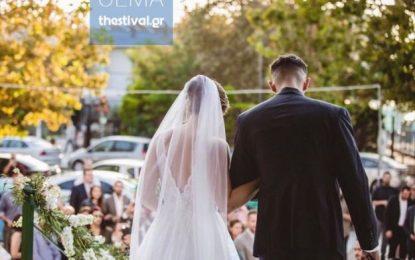 Θεσσαλονίκη: Τα πάνω κάτω στους γάμους – Νέα πραγματικότητα σε μυστήριο και δεξιώσεις(Εικόνες)