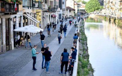 Κορωνοϊός: Η ιταλική κυβέρνηση βάζει «λουκέτο» στα κλαμπ -Τέλος ο χορός σε ξενοδοχεία και παραλίες
