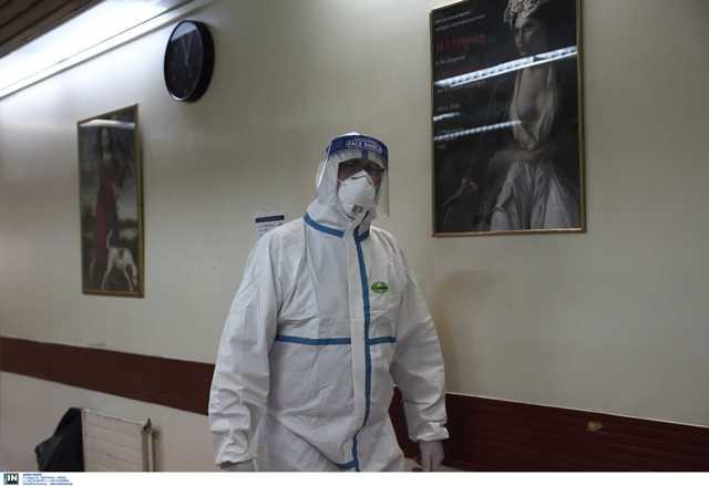 Κορωνοϊός: 605 νέα κρούσματα, 292 διασωληνωμένοι, 24 θάνατοι