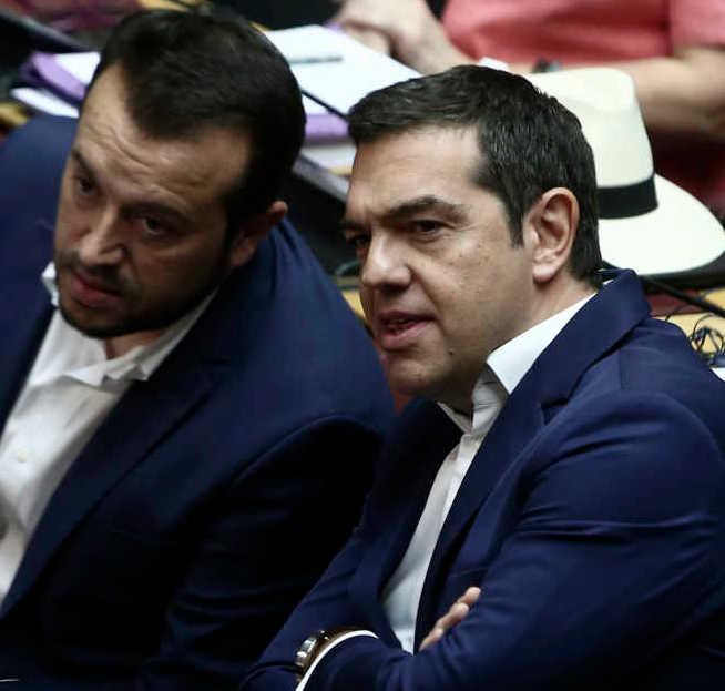 Τη διαγραφή Παππά από τον ΣΥΡΙΖΑ ζητεί η κυβέρνηση