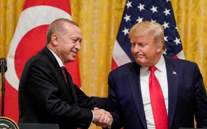 Αποκαλύψεις φωτιά για τις σχέσεις Τραμπ – Ερντογάν – Τα ρουσφέτια που ζήτησε ο Τούρκος Πρόεδρος
