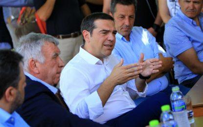 Τσίπρας: Η Ελλάδα, δυστυχώς, θα είναι μία από τις χώρες που θα ξεφύγει πιο αργά από την κρίση