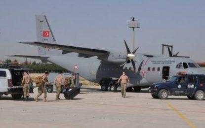 Τουρκική αερογέφυρα προς τη Λιβύη φέρνει όπλα και εξοπλισμό στον εμφύλιο