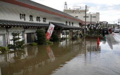 Καταρρακτώδεις βροχές στην Ιαπωνία- Τουλάχιστον 13 αγνοούμενοι