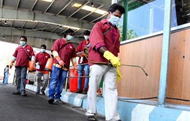 Ινδία: Ραγδαία αύξηση των κρουσμάτων κορωνοϊού