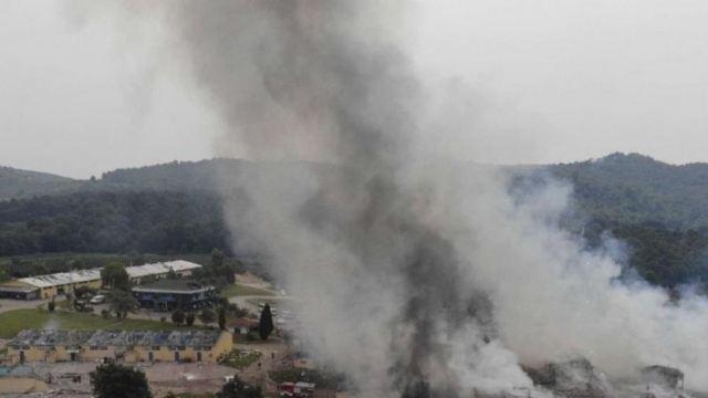 Τουρκία: Τουλάχιστον τέσσερις οι νεκροί και 100 οι τραυματίες από την έκρηξη σε εργοστάσιο πυροτεχνημάτων