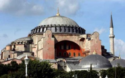 Αυτές τις κυρώσεις ζητά η κυβέρνηση για την Τουρκία – Βάζει το θέμα της Αγιάς Σοφιάς και στην Σύνοδο Κορυφής