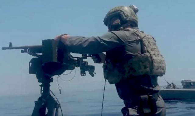 Αυστηρό μήνυμα στέλνουν οι Ένοπλες Δυνάμεις (Βίντεο)