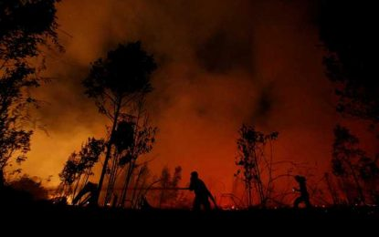 Ουκρανία: 4 νεκροί και 9 τραυματίες από φωτιά που έκαψε δυο χωριά