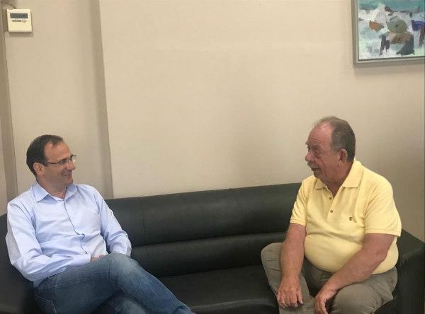 O Hλίας Μαμαλάκης … επικεφαλής της σερραϊκής γαστρονομίας