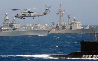 Ελλάδα, Κύπρος, Γαλλία και Ιταλία στέλνουν ηχηρό μήνυμα στην Τουρκία: Τετραμερής στρατιωτική πρωτοβουλία για την Αν. Μεσόγειο