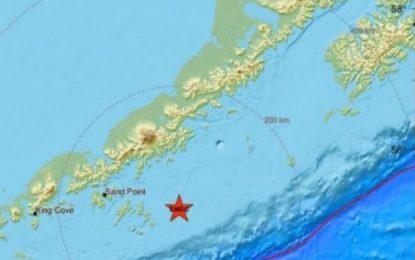 Σεισμός 7,4 Ρίχτερ στην Αλάσκα – Προειδοποίηση για τσουνάμι