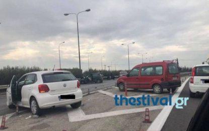Θεσσαλονίκη: Δύο εκτροπές οχημάτων στον Περιφερειακό(Βίντεο)