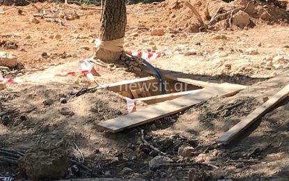 Θρίλερ στη Βαρυμπόμπη με τους τρεις νεκρούς σε πηγάδι–Ίσως έψαχναν για χρυσό(Εικόνες&Βίντεο)