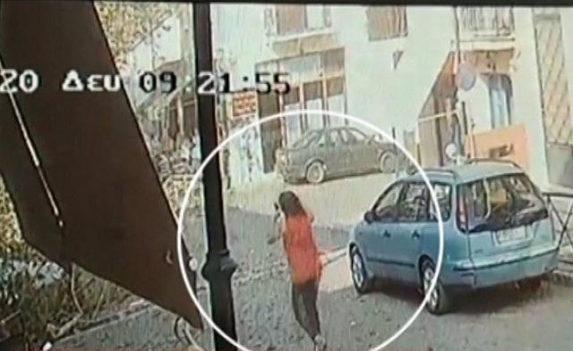 Βίντεο ντοκουμέντο! Η στιγμή που πέφτει το αεροσκάφος στις Σέρρες