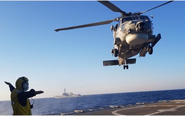 Κοινή αεροναυτική άσκηση Ελλάδας-ΗΠΑ νότια της Κρήτης -Μήνυμα στην Τουρκία(Εικόνες&Βίντεο)