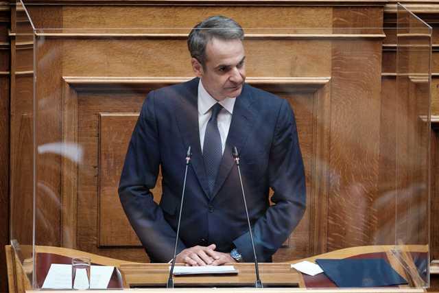 Μητσοτάκης από Βουλή: Η Ελλάδα μεγαλώνει – Επεκτείνει την αιγιαλίτιδα ζώνη προς δυσμάς από τα 6 στα 12 μίλια!