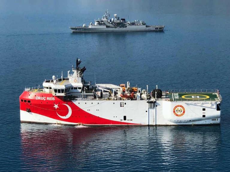 Τρεις νέες NAVTEX από την Τουρκία σε Αιγαίο και Ανατολική Μεσόγειο