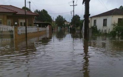 Θεσσαλονίκη: Σε κατάσταση έκτακτης ανάγκης ο δήμος Λαγκαδά