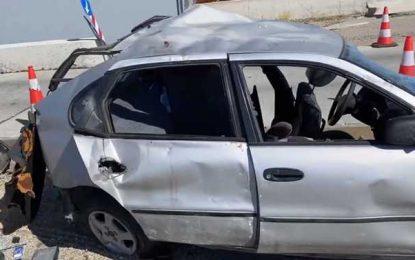 Φρικτό τροχαίο με 4 νεκρούς στην Πρέβεζα