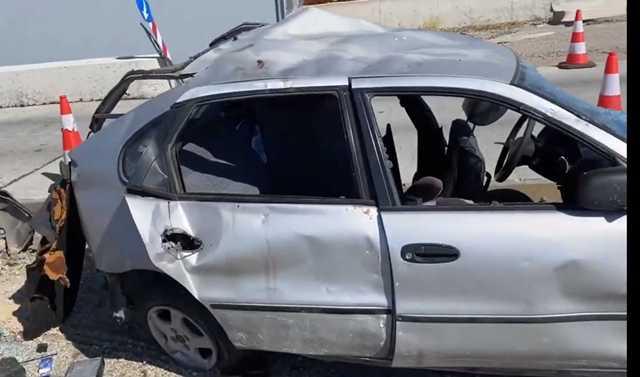 """Αλεξανδρούπολη: Σοκάρουν οι πρώτες εικόνες από το δυστύχημα με 7 νεκρούς – Είχαν """"παστώσει"""" 12 άτομα σε ένα αυτοκίνητο!"""