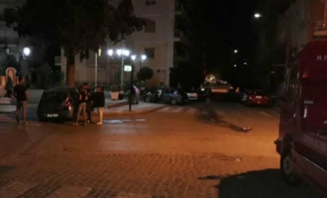 Τροχαίο ατύχημα τα ξημερώματα στο κέντρο των Σερρών