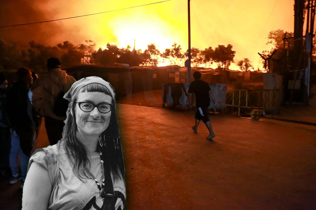 Σοκαριστική εξομολόγηση Γερμανίδας ακτιβίστριας: Στη Μόρια υπάρχουν τζιχαντιστές και πυροβόλα όπλα – Ντρέπομαι για τις ΜΚΟ