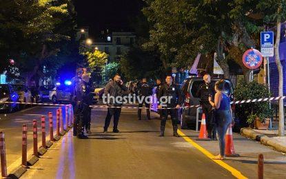 Αιματηρό επεισόδιο με πυροβολισμούς στο κέντρο της Θεσσαλονίκης (Εικόνες)