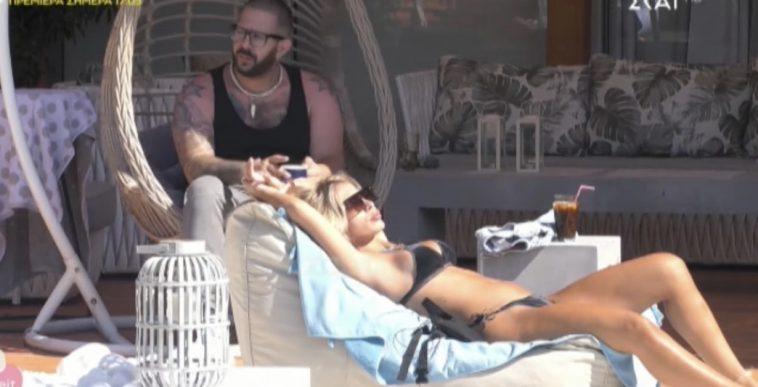«Big Brother» – Σοκ με την γκέϊ εξομολόγηση «Βάλτε μου κάνα καυλ…για να γουστάρω»
